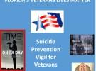 VCV 's Florida Veteran Lives Matter Vigil 2016