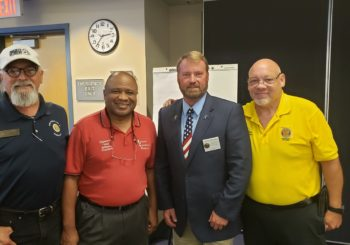 American Legions Attends Veterans Counseling Veterans' Community Coalition event